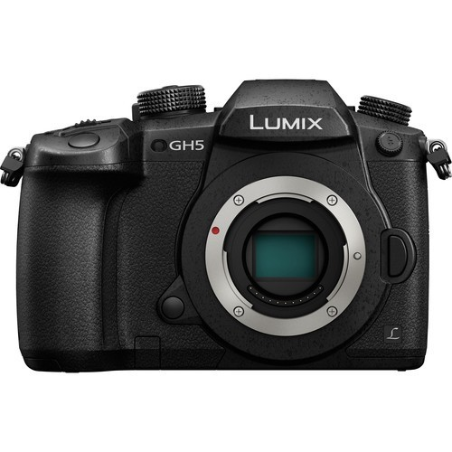 Panasonic Lumix DC-GH5 Body Black (DC-GH5EE-K)- фото
