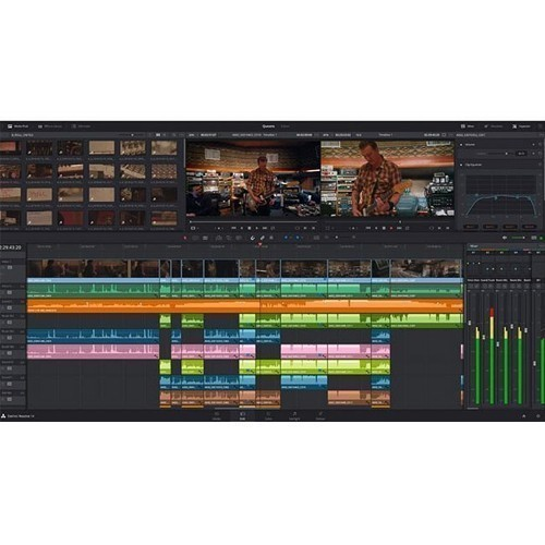 Лицензионный ключ Blackmagic Design DaVinci Resolve Studio- фото2
