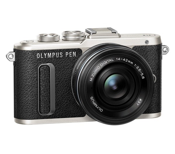 Olympus PEN E-PL8 Kit 14-42mm II R Black- фото2