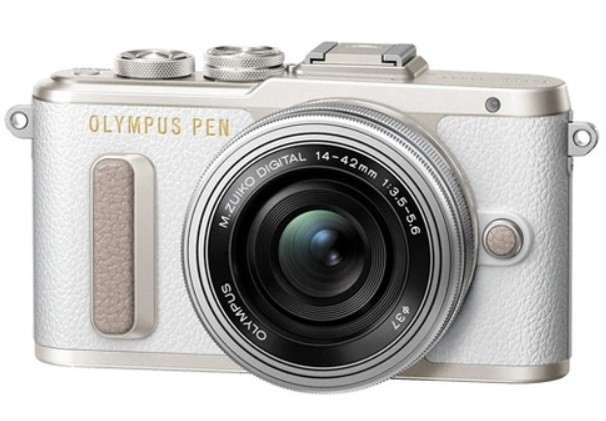 Olympus PEN E-PL8 Kit 14-42mm EZ White- фото2