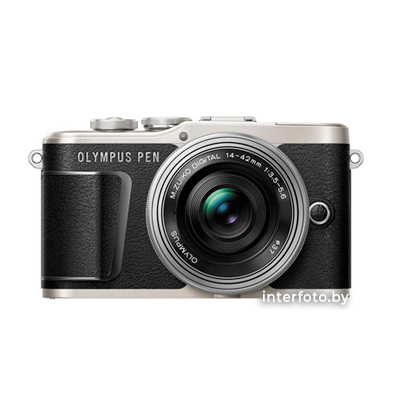 Olympus PEN E-PL9 Kit 14-42mm EZ Black