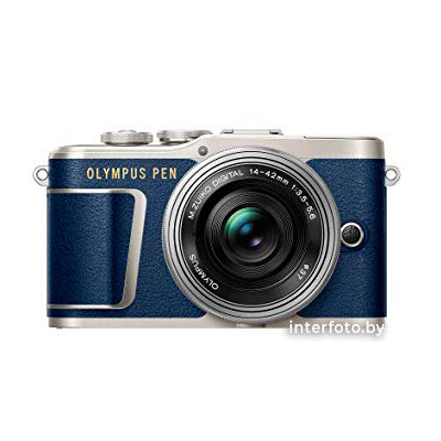 Olympus PEN E-PL9 Kit 14-42mm EZ Blue