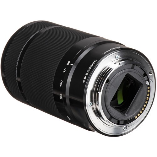 Sony E 55-210mm F4.5-6.3 OSS (SEL55210) Black- фото4