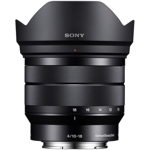 Sony E 10-18mm f/4 OSS (SEL1018)- фото3