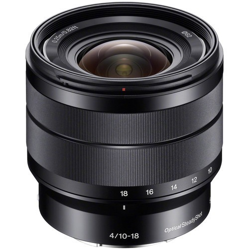 Sony E 10-18mm f/4 OSS (SEL1018)- фото4