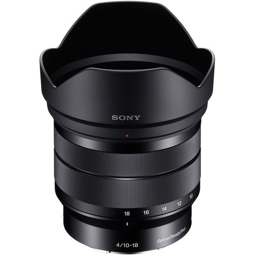 Sony E 10-18mm f/4 OSS (SEL1018)- фото2