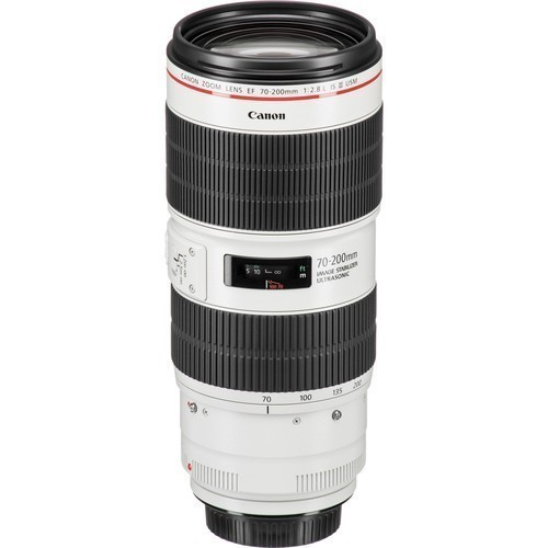 Canon EF 70-200mm f/2.8L IS III USM- фото