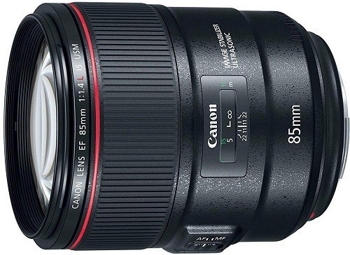 Canon EF 85mm f/1.4L IS USM- фото3
