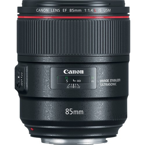 Canon EF 85mm f/1.4L IS USM- фото2