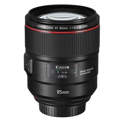 Canon EF 85mm f/1.4L IS USM- фото