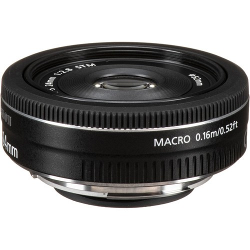 Canon EF-S 24mm f/2.8 STM- фото6