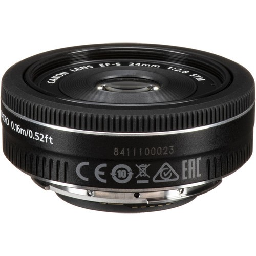 Canon EF-S 24mm f/2.8 STM- фото5