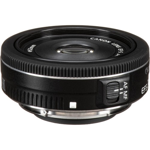 Canon EF-S 24mm f/2.8 STM- фото4