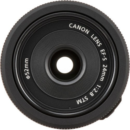 Canon EF-S 24mm f/2.8 STM- фото2