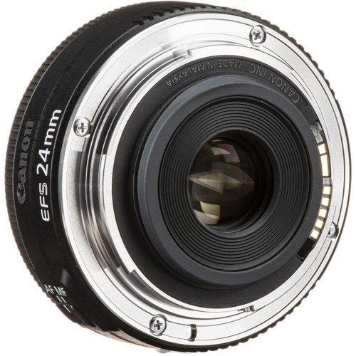 Canon EF-S 24mm f/2.8 STM- фото3