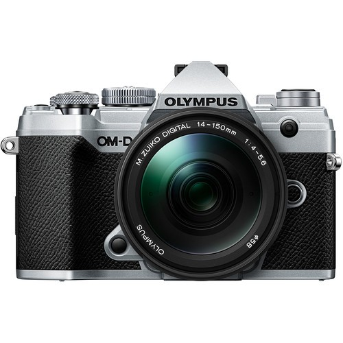 Olympus OM-D E-M5 Mark III Kit 14-150mm Silver