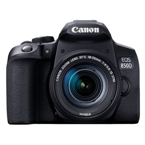 Canon EOS 850D Kit 18-55mm IS STM- фото