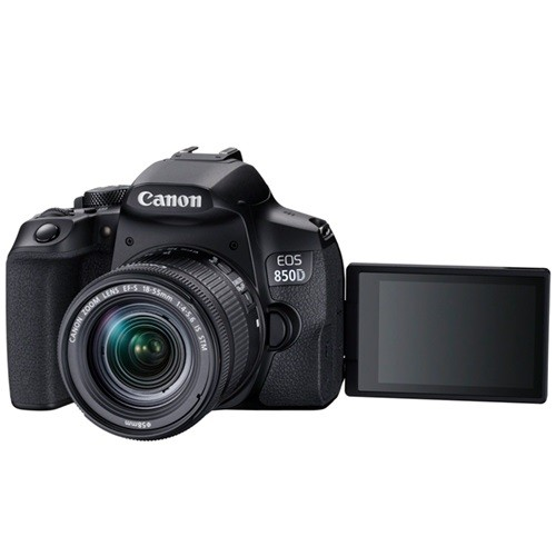 Canon EOS 850D Kit 18-55mm IS STM- фото5