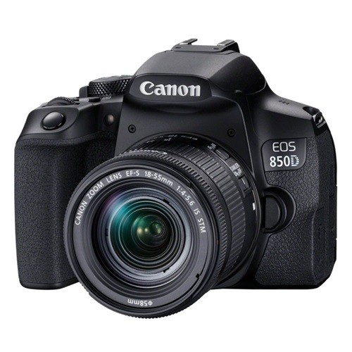 Canon EOS 850D Kit 18-55mm IS STM- фото7