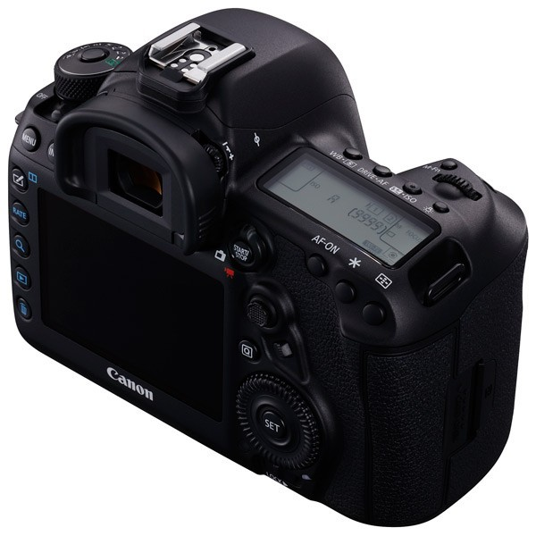 Canon EOS 5D Mark IV Body - фото3