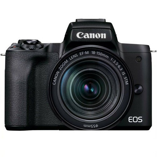 Canon EOS M50 Mark II Kit 18-150mm IS STM Black- фото