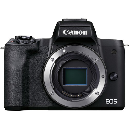 Canon EOS M50 Mark II Body Black- фото