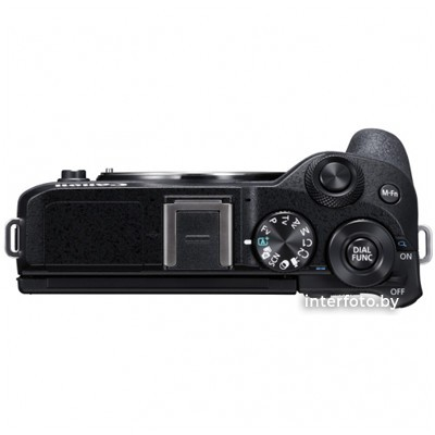 Canon EOS M6 Mark II Body Black- фото3