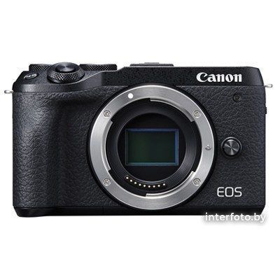 Canon EOS M6 Mark II Body Black- фото