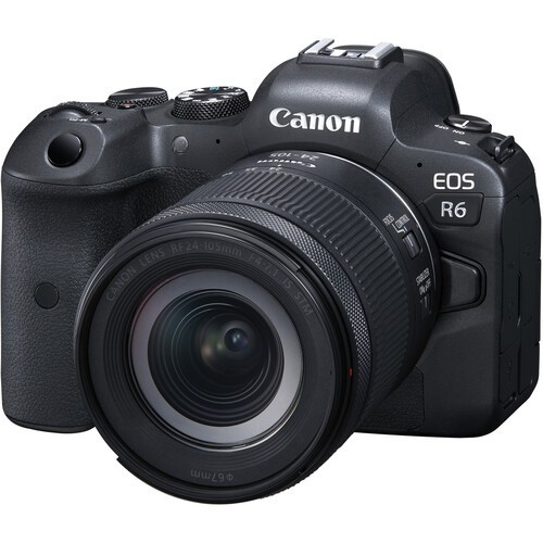 Canon EOS R6 Kit RF 24-105mm F4-7.1 IS STM- фото2