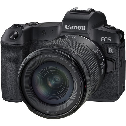 Canon EOS R Kit RF 24-105mm F4-7.1 IS STM- фото5