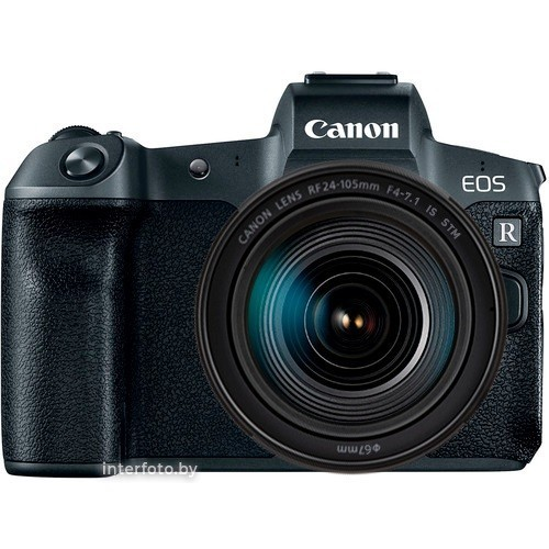 Canon EOS R Kit RF 24-105mm F4-7.1 IS STM- фото