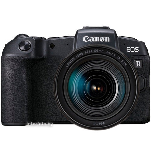 Canon EOS RP Kit RF 24-105mm F4-7.1 IS STM- фото