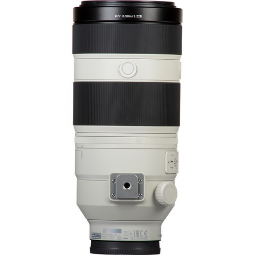 Sony FE 100-400mm f/4.5-5.6 GM OSS (SEL100400GM)- фото6
