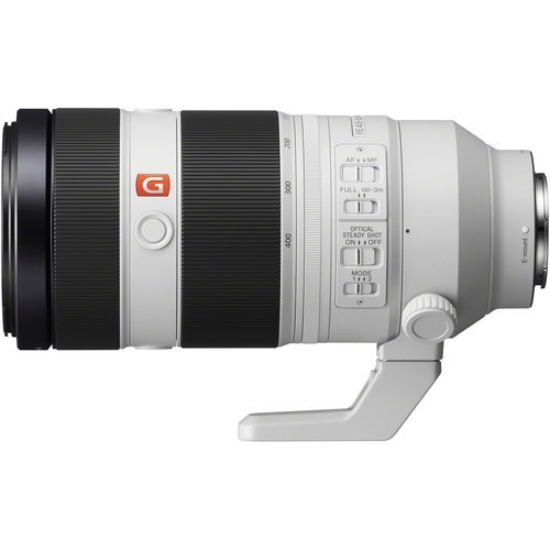Sony FE 100-400mm f/4.5-5.6 GM OSS (SEL100400GM)- фото4
