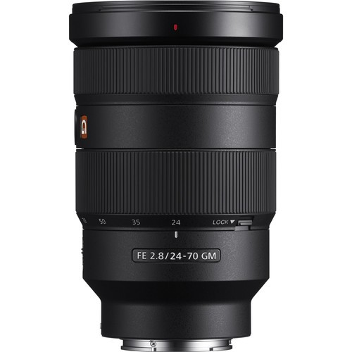 Sony FE 24-70mm f/2.8 GM (SEL2470GM)- фото2