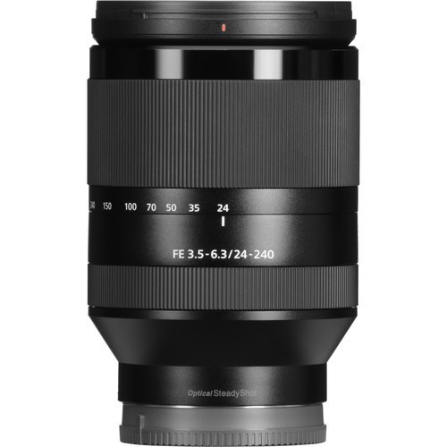 Sony FE 24-240mm F3.5-6.3 OSS (SEL24240)- фото4