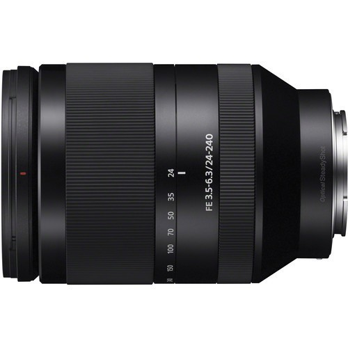 Sony FE 24-240mm F3.5-6.3 OSS (SEL24240)- фото3