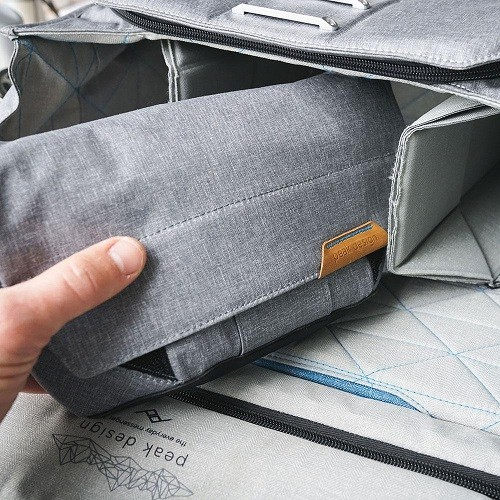 Сумка Peak Design Field Pouch Charcoal- фото3