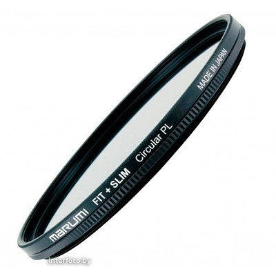 Marumi FIT + SLIM Circular PL 82 mm