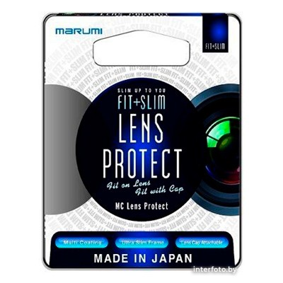 Marumi FIT + SLIM Lens Protect 62 mm
