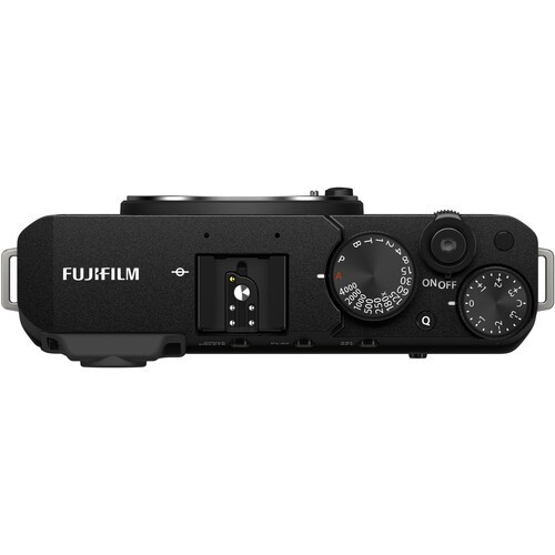 Fujifilm X-E4 Body Black- фото3