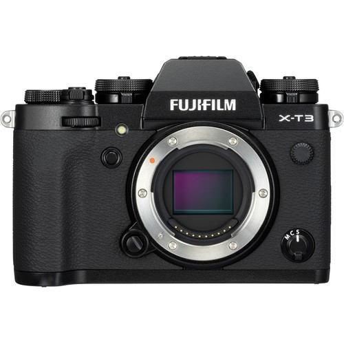 Fujifilm X-T3 Body Black- фото