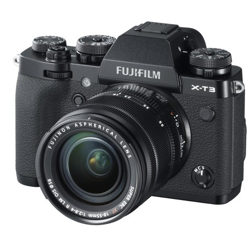 Fujifilm X-T3 Kit 18-55mm Black- фото4