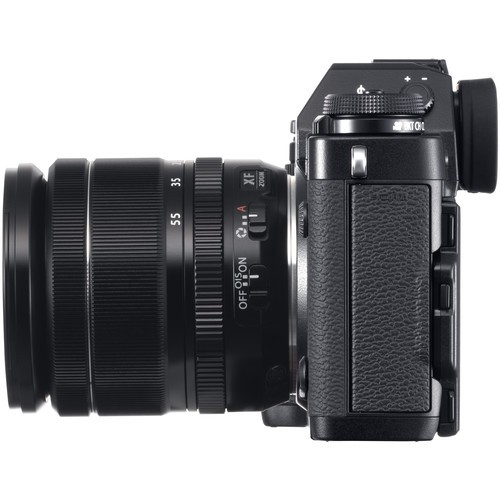 Fujifilm X-T3 Kit 18-55mm Black- фото2