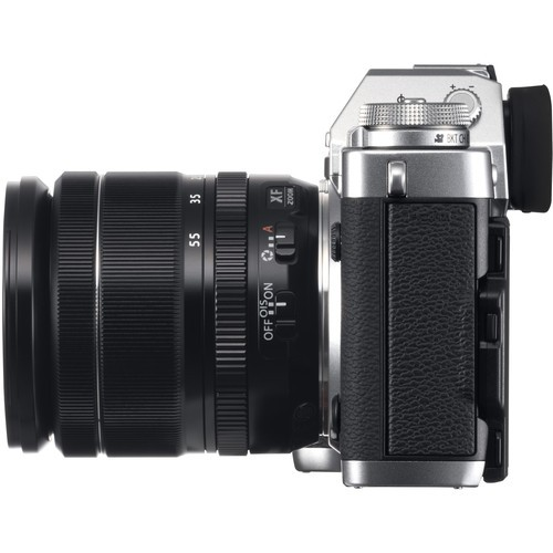 Fujifilm X-T3 Kit 18-55mm Silver- фото3
