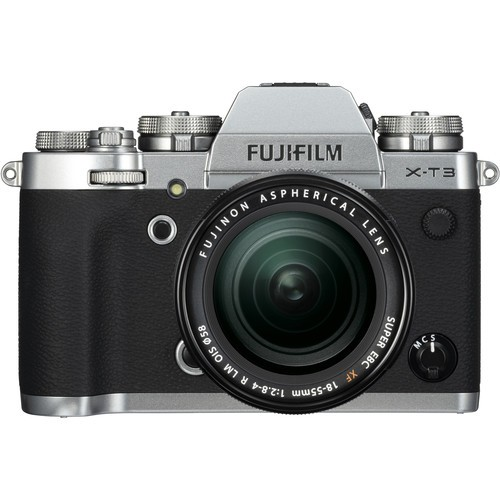 Fujifilm X-T3 Kit 18-55mm Silver- фото