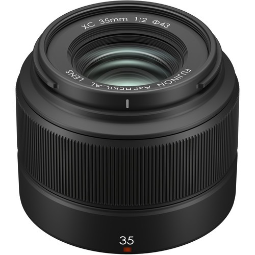 Fujifilm Fujinon XC35mm F2 Black- фото