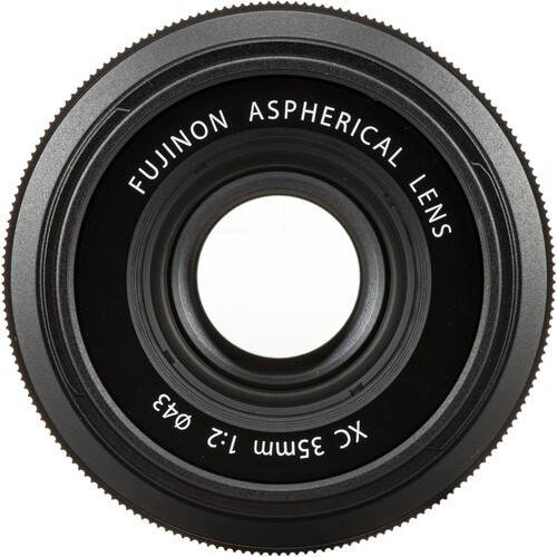 Fujifilm Fujinon XC35mm F2 Black- фото5