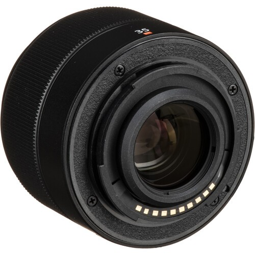 Fujifilm Fujinon XC35mm F2 Black- фото4