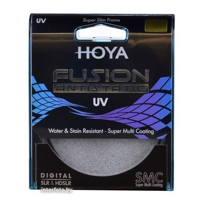 Светофильтр Hoya Fusion Antistatic UV 46mm - фото